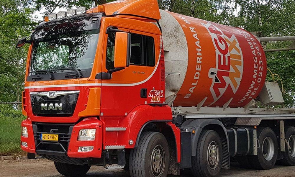 megamix-vrachtauto